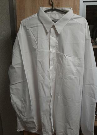 Рубашка очень большого размера