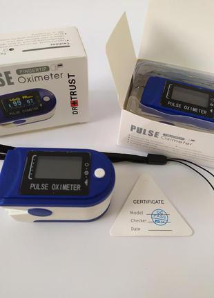 Пульсоксиметр Оксиметр Напальченый Пульсоксиметр Oximeter