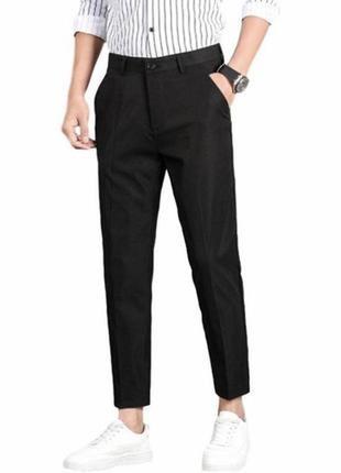 Стильные школьные брюки
