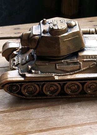 "Сувенир. Танк керамический из игры ""World of Tanks""."