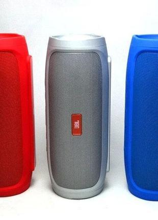 Колонка JBl Charge 4 + Подарок! Портативная ЖБЛ Блютуз Радио B...