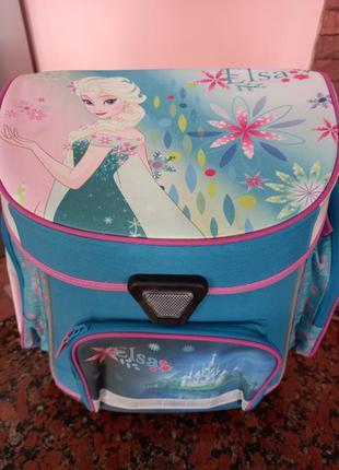 Портфель, рюкзак, холодное сердце