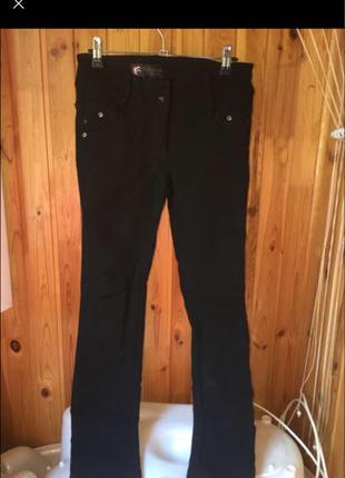 Штаны брюки лосины на флисе утеплённые