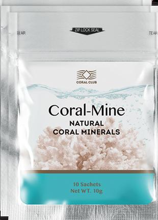 Coral Mine/ корал майн/ коралловый клуб