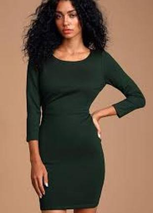 Теплое трикотажное платье,с кашемиром,h&m