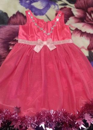 Новогоднее платье на утренник