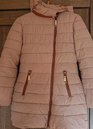 Зимнее  пальто, пуховик, куртка