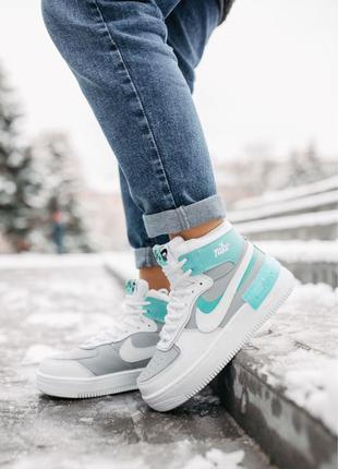 Nike Air Force Мех