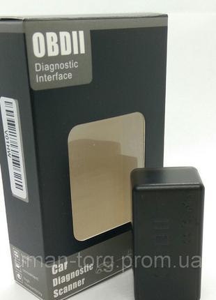 Автосканер Super Mini ELM327 OBD2 Wi-Fi версия 1.5