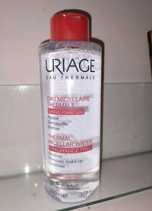 Міцелярна вода Uriage