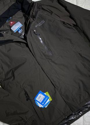 Мужская зимняя куртка columbia