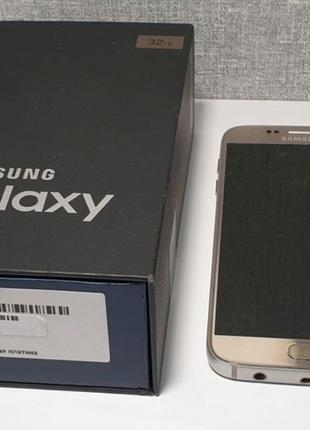 Мобильный телефон Samsung S7 Duos
