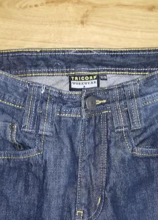 W32 l36 (80 см.) на высокий рост фирменные джинсы tricorp work...