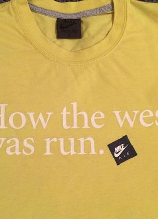 Nike Air  футболка