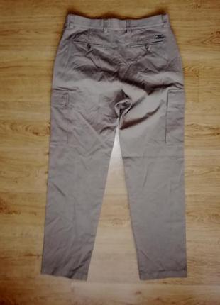 (86 см.) фирменные светлые джинсы штаны brax