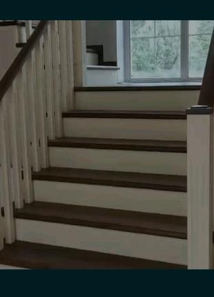 Изготовление дверей и лестниц