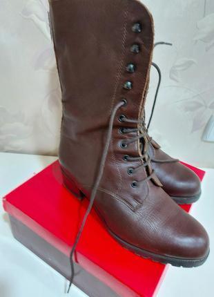 Ботинки зимние, италия 39 размер