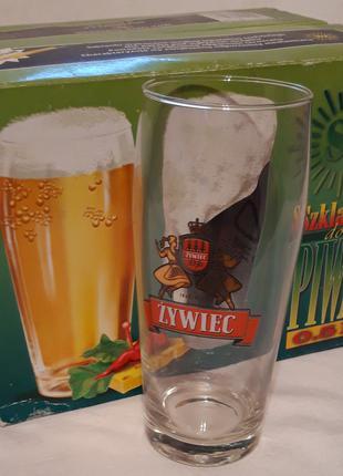 Новый набор пивных бокалов