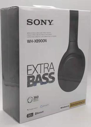 Наушники с микрофоном Sony WH-XB900N