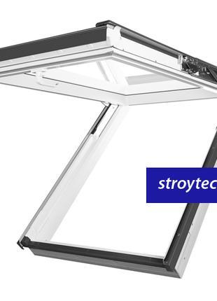 Металлопластиковое окно FAKRO поворотно-откидное