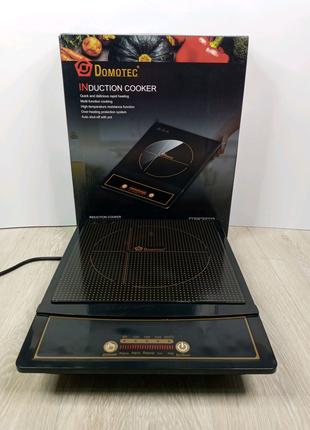 Электроплита индукционная 2000W Domotec MS-5832
