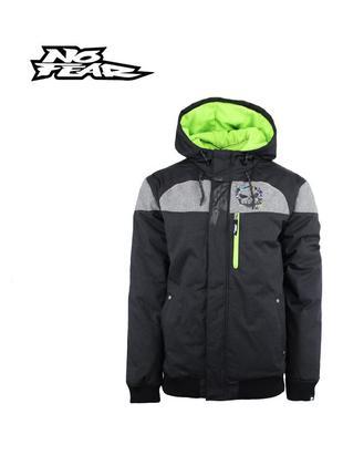 Мужская куртка no fear оригинал