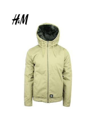 Мужская куртка h&m оригинал