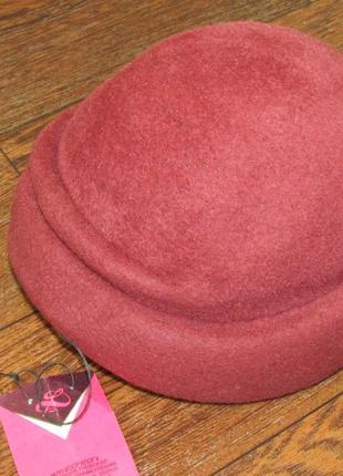 Шляпа женская, шапка, 57 р-ра