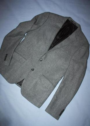 Вовняний  чоловічий піджак lindbergh, l/xl