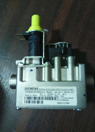 Газовый клапан SIEMENS для котла FERROLI
