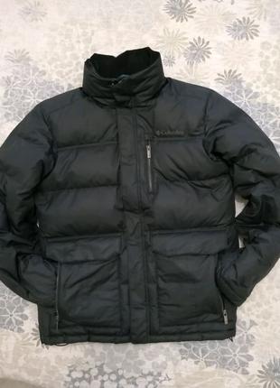 Зимняя куртка пуховик Columbia состояние новой