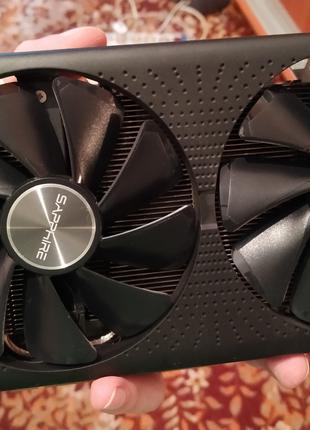 Видеокарта AMD Radeon RX 580 Sapphire Pulse