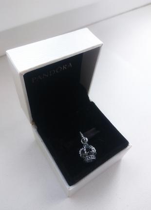 Шарм для браслета Pandora, серебро 925 проба, оригинал.