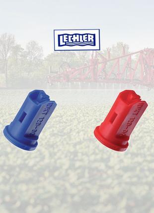 Двухструйный распылитель Lechler IDKT 11003 на опрыскиватель
