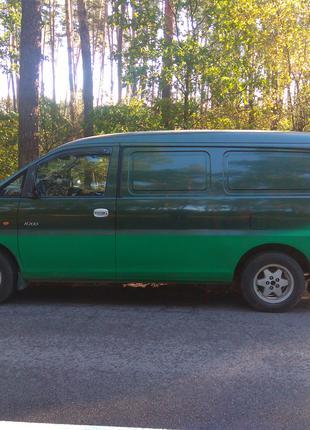 5 ступенчатая механическая коробка передач для Хєндай Н1 1998 г