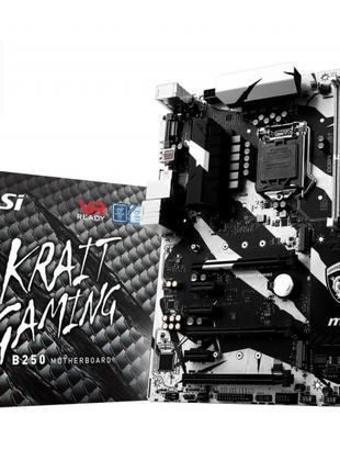 Материнская плата MSI B250 Krait Gaming (Intel LGA 1151 / DDR4)