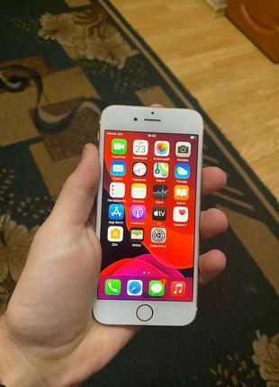 apple iPhone 6s 16 Гб неверлок neverlock + навушники