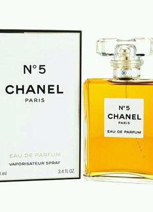 Женская парфюмированная вода Chanel № 5  100 мл