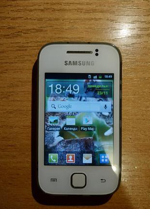 Продам Samsung Galaxy Y S5360