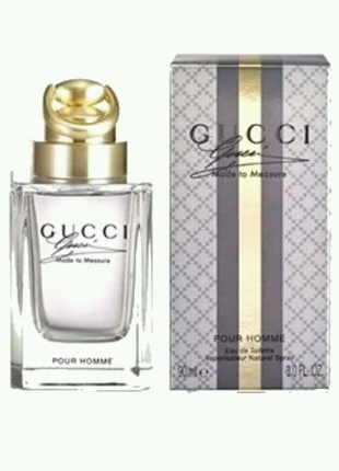Мужская туалетная вода Gucci by Gucci Made to Measure