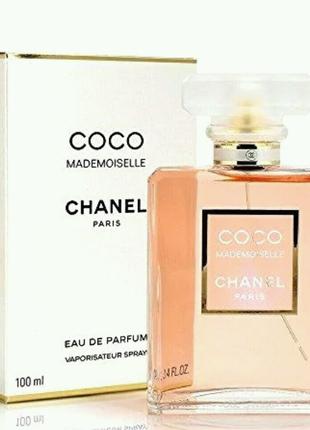 Женская парфюмированная вода Chanel Coco Mademoiselle