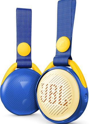 Портативная колонка JBL JRPOP Blue , Детская портативная акустика