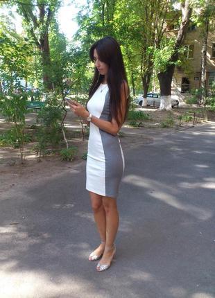 Платье утягивающее с подкладкой