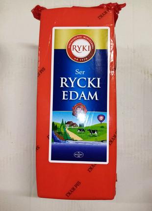 Сир Рікі Едам.