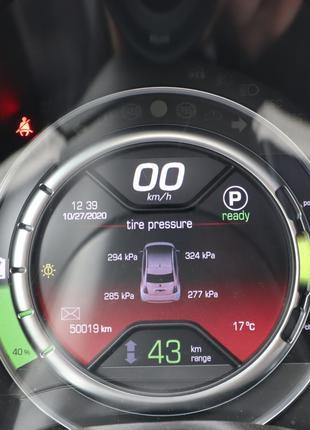Fiat 500 Electric 2017