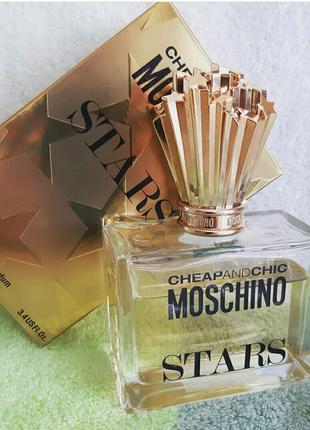 Женская парфюмированная вода Moschino stars 100 м