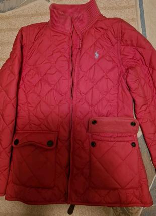 Фирменная куртка от Ralph Lauren