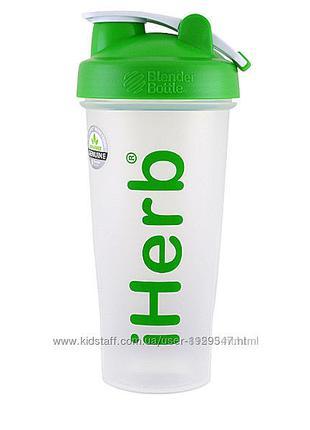 Шейкер  бутылка с шариком для смешивания IHERB Goods