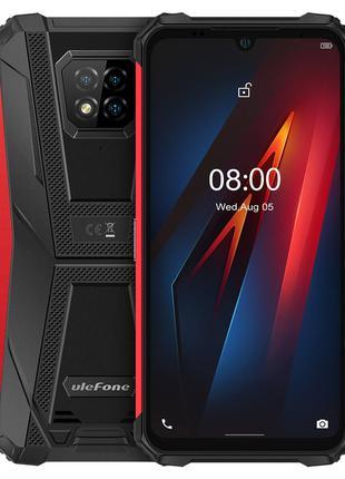 Противоударный смартфон Ulefone Armor 8, 4/64 Gb, 5580 mAh, IP68