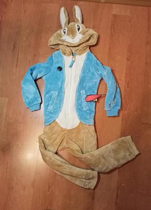 Карнавальный костюм-человечек на мальчика 3-4 года